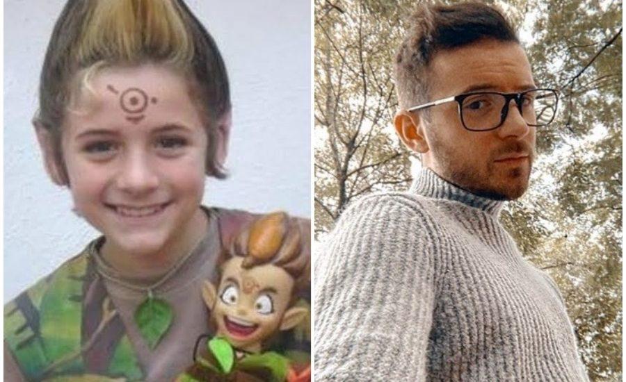 antes y después de alegrijes y rebujos