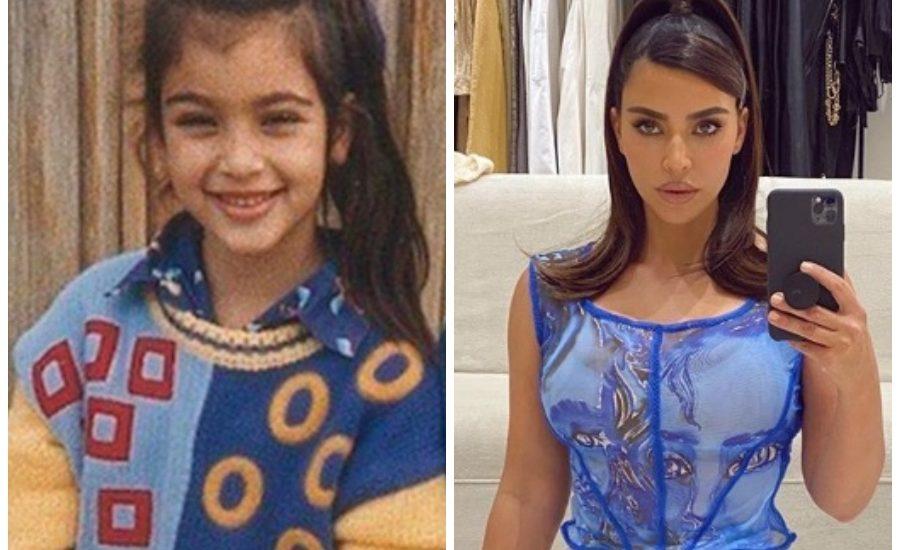 antes y después de la familia kardashian-jenner