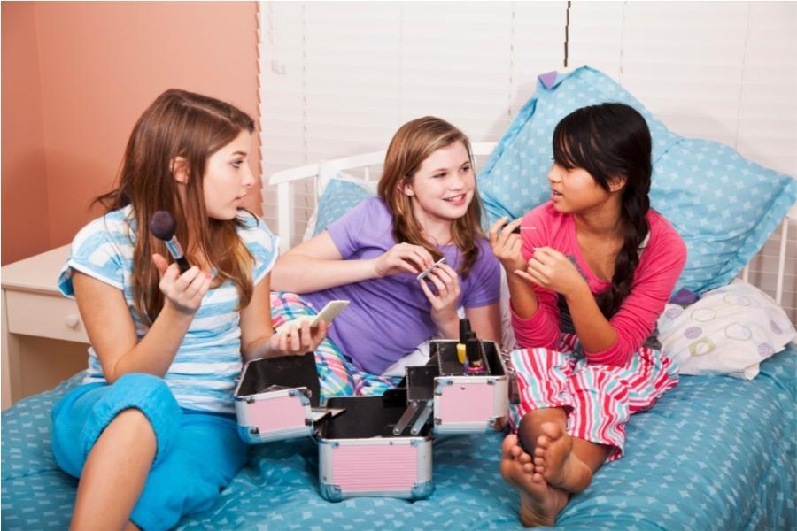 ideas para noche de chicas pijamada perfecta