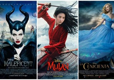 películas live-action de disney