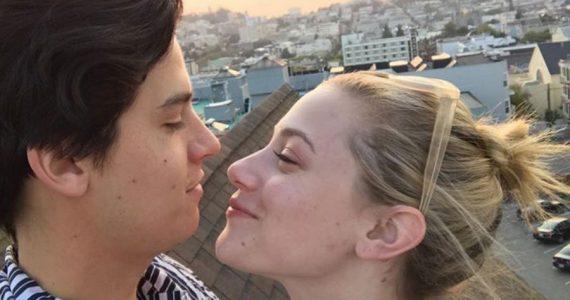 pruebas lili reinhart cole sprouse se reconciliaron