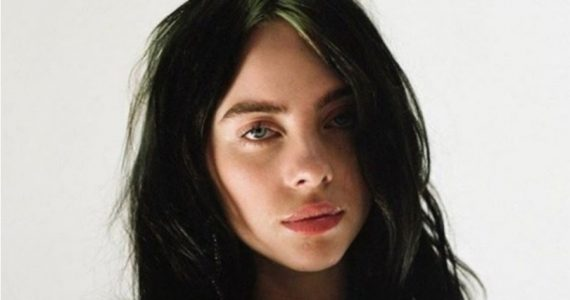 Billie Eilish fotos en bikini