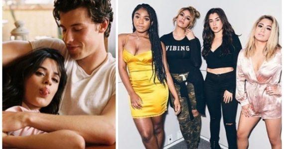 Teoría Camila Cabello dejó Fifth Harmony por Shawn Mendes