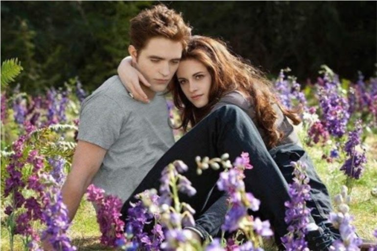 crepusculo robert pattinson midnight sun