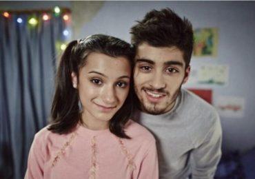 Safaa Malik y Zayn Malik