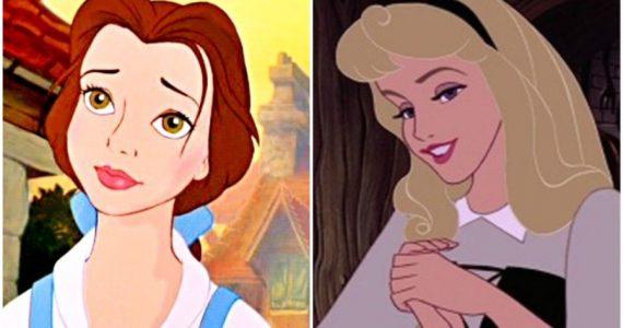 test personalidad princesas