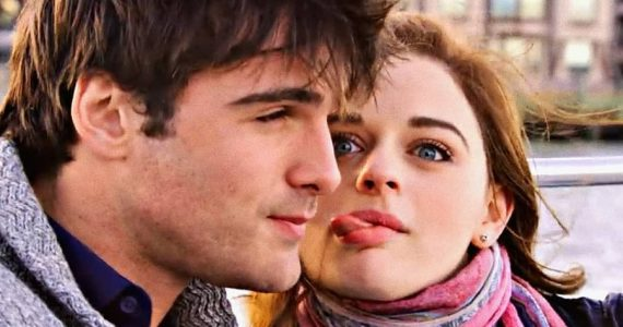 El día Jacob Elordi Joey king recrearon escena The Kissing Booth