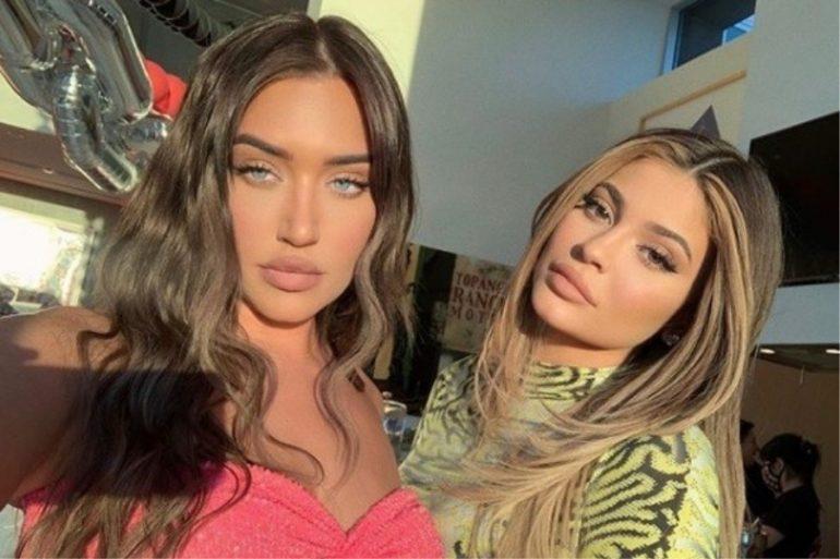Kylie Jenner Anastasia Karanikolau