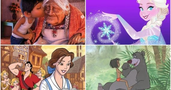 test canciones de disney