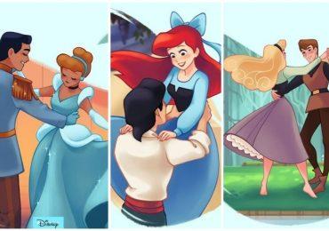 test princesas disney