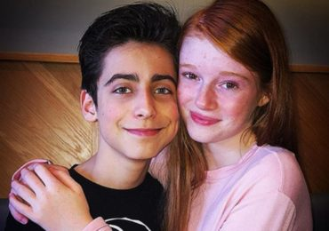 ex novia aidan gallagher