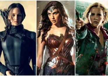 heroínas del cine