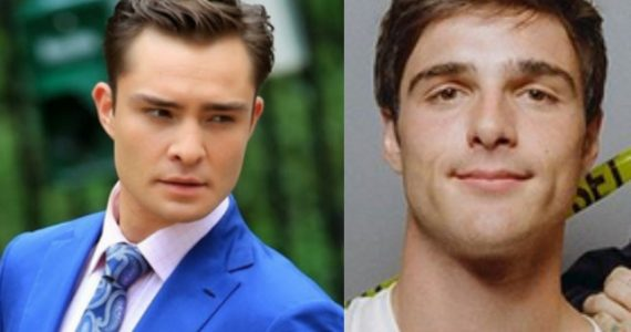 jacob elordi chuck bass gossip girl