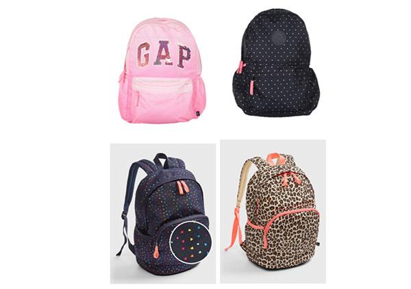 Regreso a clases online: tendencias para sentirte más motivada mochilas