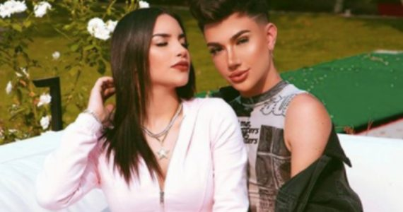 video kimberly loaiza y james charles