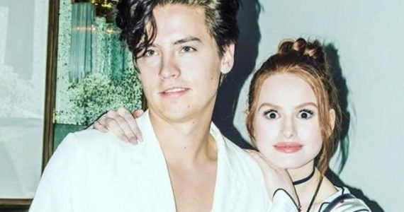 video aseguran cole sprouse madelaine petsch mas que amigos