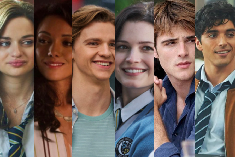 test que personaje the kissing booth eres