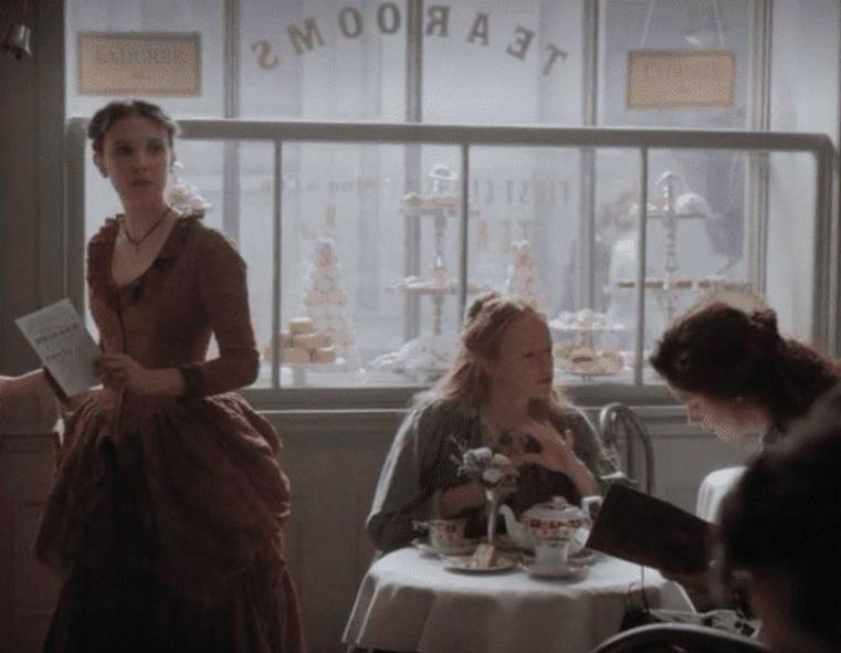 Anne With an e en Enola Holmes