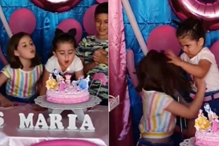 dato curioso niña pastel