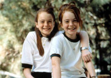 juego de gemelas, de lindsay lohan, se estrenó en 1998
