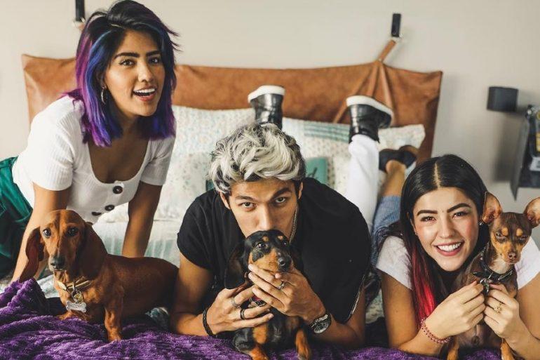 rafa polinesio pide ayuda hermanas lesllie karen