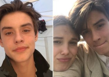 millie bobby brown revela louis partridge tiene novia
