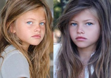 asi luce niña mas bonita mundo actualmente thylane blondeau
