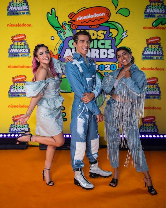 kids' choice awards méxico los polinesios