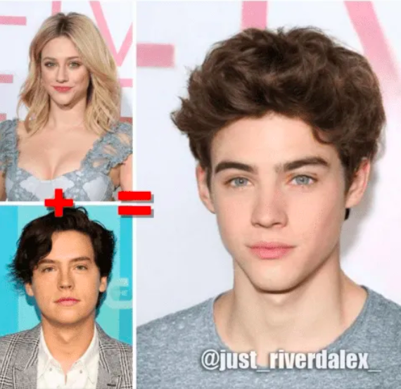 hijo cole sprouse y lili reinhart