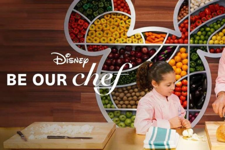 be our chef disney plus