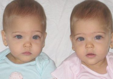 asi lucen gemelas mas bonitas del mundo actualmente