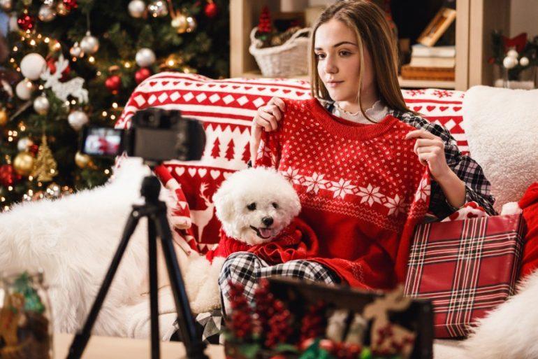 personas personalidad aman decorar navidad anticipacion