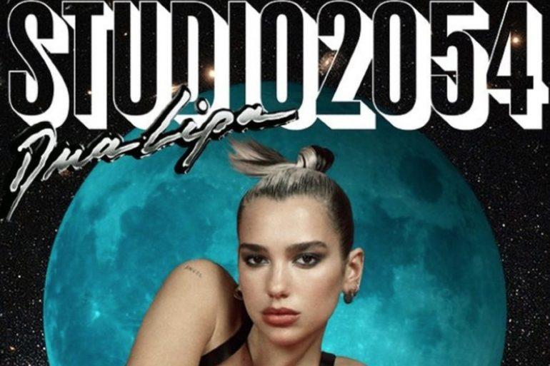 concierto dua lipa studio 2054