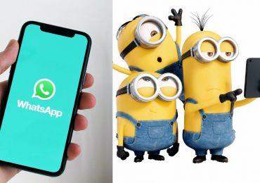 whatsapp notas de voz personajes peliculas