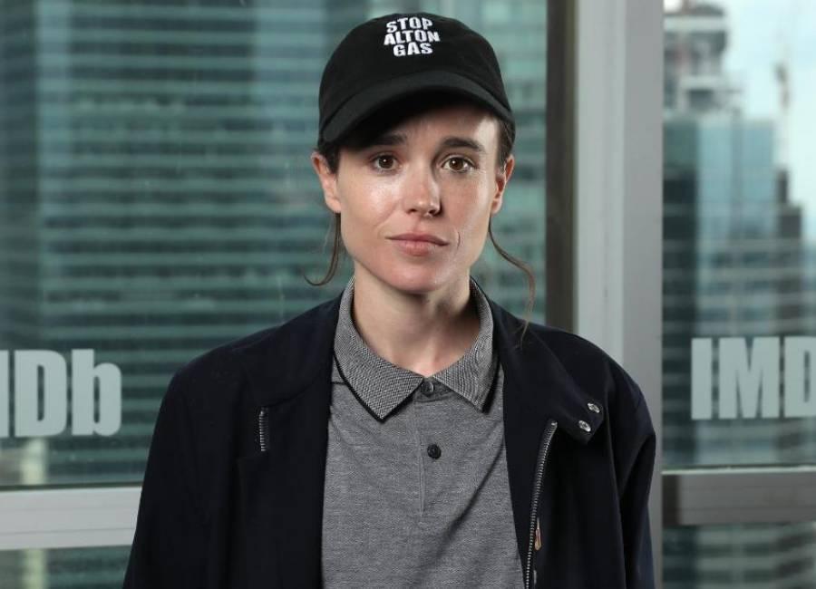 Tras declararse trans, así luce Elliot Page
