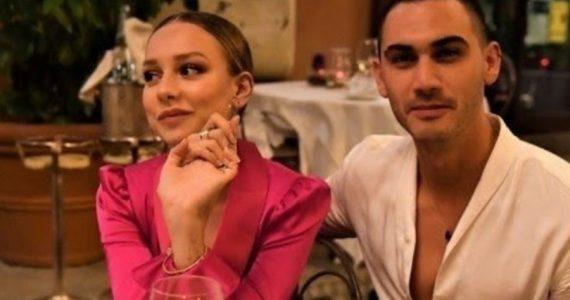 alex speitzer ester expósito se casaron en secreto