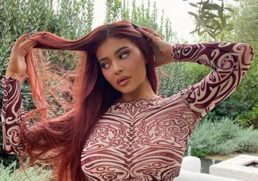 kylie jenner pelo real