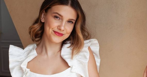 millie bobby brown rompe llanto acosada fan