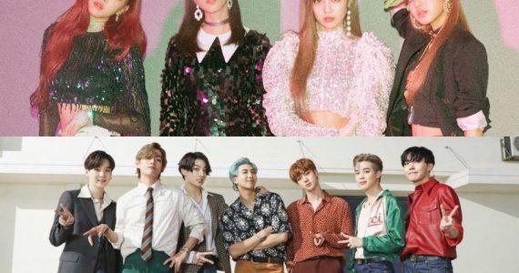 ¡Los artistas del K-pop más escuchados en Spotify este 2020!