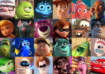 test que personaje pixar eres