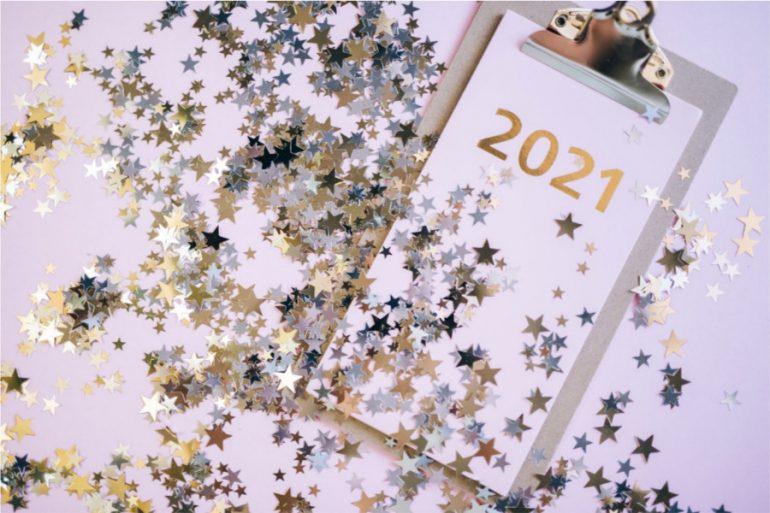 Lista de propósitos de año nuevo