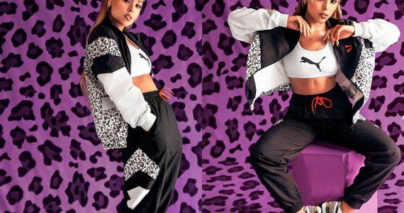 Danna Paola con toda la actitud Wildcats gracias a esta nueva colección