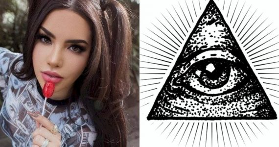 Kimberly loaiza secta illuminati