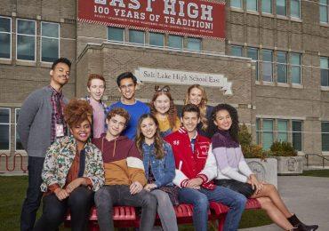 High school musical el musical la serie