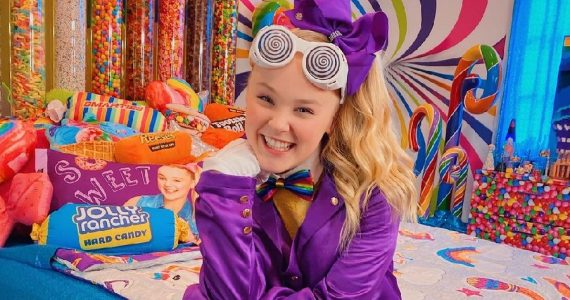 video jojo siwa salio del closet