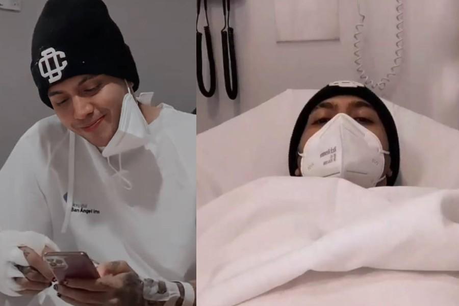 juan de dios pantoja fue hospitalizado