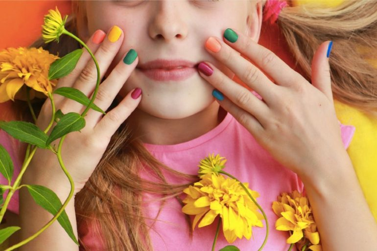 test color uñas personalidad