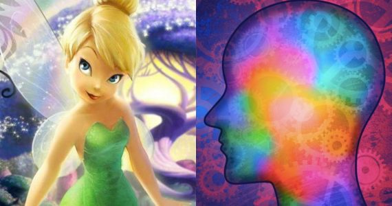 test color aura disney