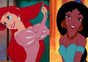 test que princesa disney eres segun rutina belleza