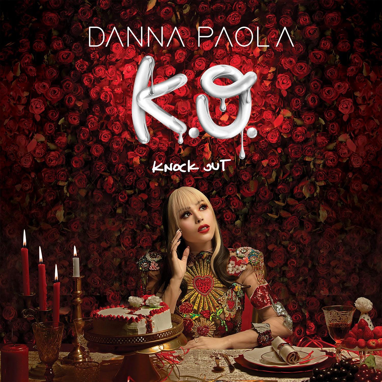 danna paola estrena album musical k.o